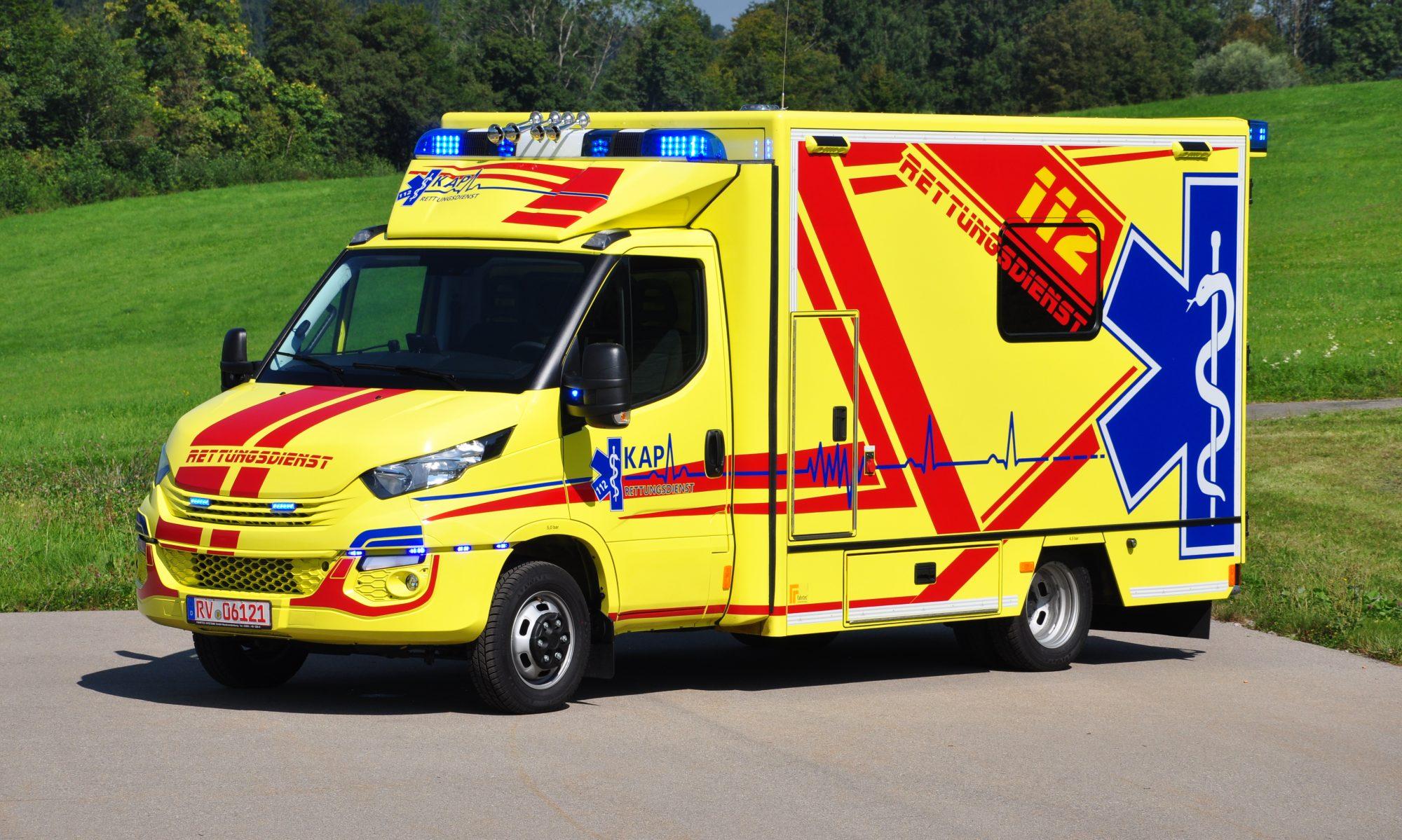 KAP Rettungsdienst